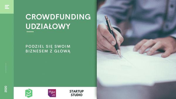 Poradnik - Crowdfunding udziałowy
