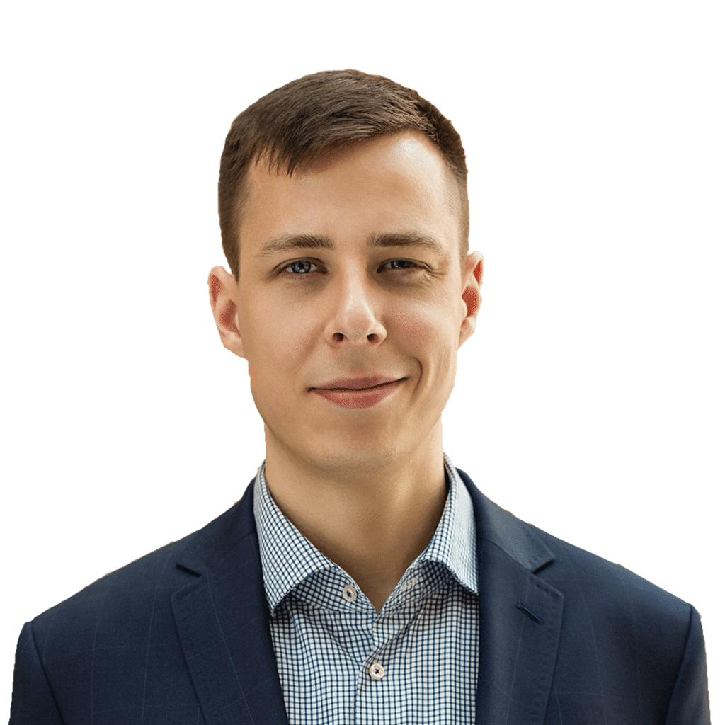 Maciej Gajewski - współzałożyciel firmy