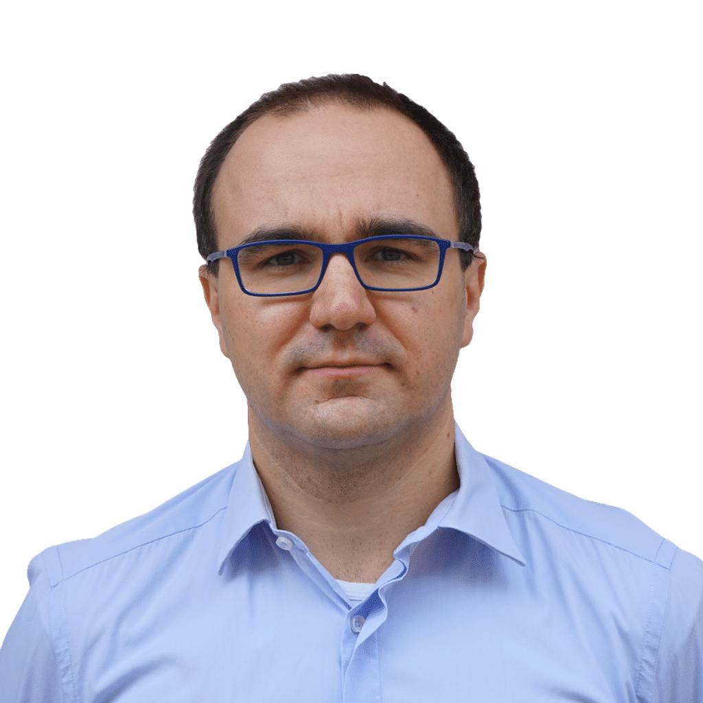 Michał Jarosławski - współzałożyciel firmy