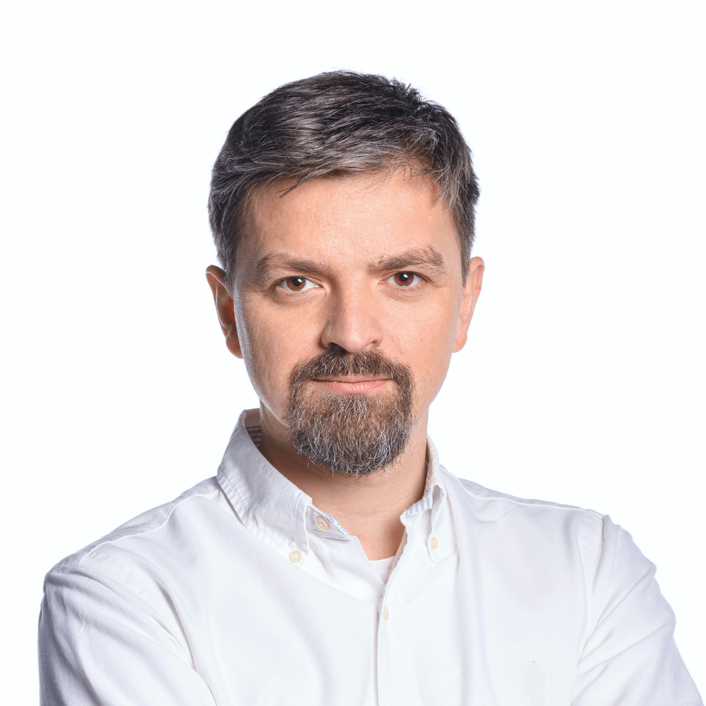 Tomasz Kliczkowski współzałożyciel firmy